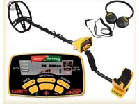 Metal detector Garrett Euro ace