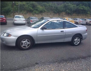 Chevy cavalier for trade