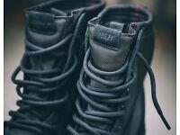 New Yeezy Boost 750 Black Adidas Trainers Original Box