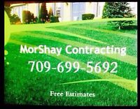 Excavating and Demolition Services