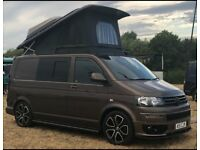 EXCEPTIONAL VOLKSWAGEN T5.1 CAMPER FOR SALE (VERY LOW MILEAGE)