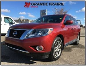 2014 Nissan Pathfinder SL Heated Leather