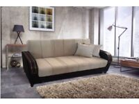 Order now brand - new Special Turkish sofa bed with storage we do same Day delivery all over London