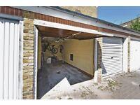 Secure garage in Hammersmith
