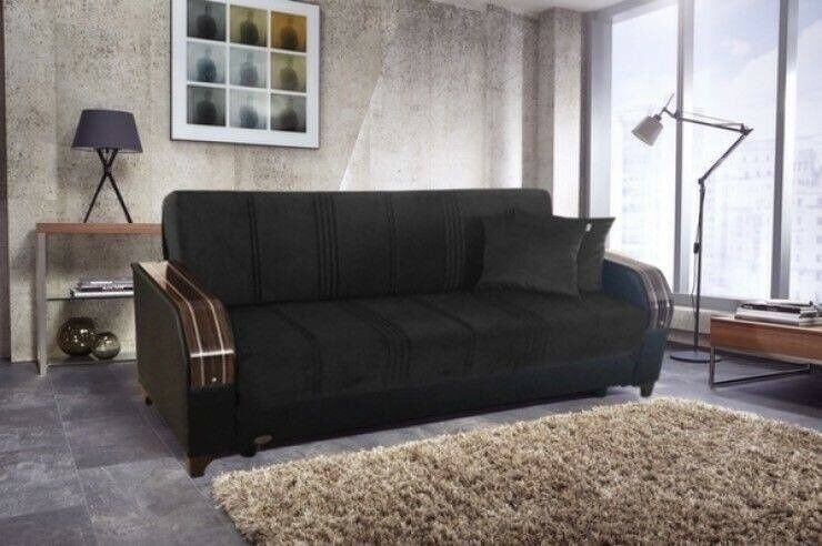 Outstanding Order Now Brand New Click Clack Turkish Fabric Sofa Bed With Storage Same Or Next Day Delivery In Haringey London Gumtree Machost Co Dining Chair Design Ideas Machostcouk