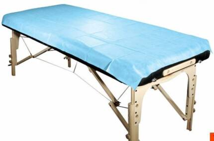 100 x Disposable Bed Cover Massage Table, medical, clinic Cover