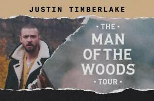 Justin Timberlake - Thurs Nov 8 at Rogers Arena