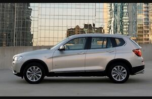 2013 BMW X3 Leather SUV, Crossover