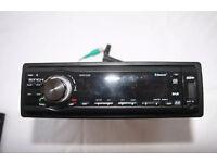 Sonichi DAB car stereo USB Bluetooth aux cd