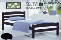 ALL NEW SLAT BEDS- LOTS OF STYLES/ SIZES AT MIKES $139 & UP