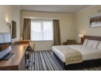 Double room and an ensuite room