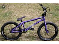 BIKE STOLEN !!!!!!!!! Purple wethepeople bmx