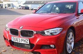2013 (63 Registered) BMW 3 Series - 2.0L - 320D – M Sport (Start/Stop) – X Drive.