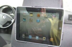 iPad Car Adapter and Case