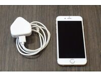 iPhone 6 Unlocked 16GB Gold Excellent Condition