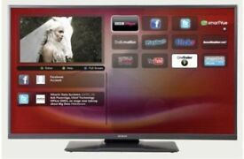 Hitachi 42-Inch SMART Full HD TV 1080p LED TV