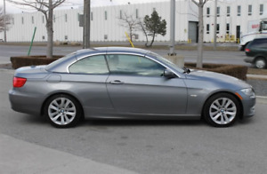 HARD TOP 2011 BMW 328i Convertible Clean No Accident