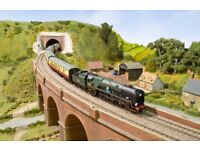 Wanted - model rail/hornby/bachmann