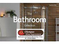 Olympus Bathrooms & Tiling plumbers Tiler's fitters installation