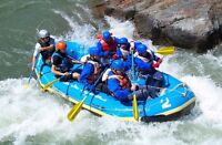 Rafting for 4 $130 Negociable