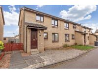 TO RENT - unfurnished - upper villa - Polton Court Bonnyrigg - available 1st September