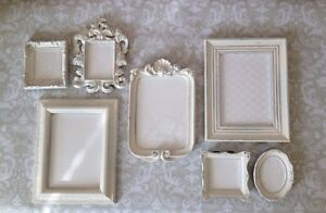 Beautiful distressed frame collection