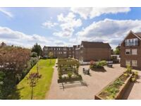 2 double bedroom flat in central Weybridge