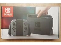 NINTENDO SWITCH - brand new boxed