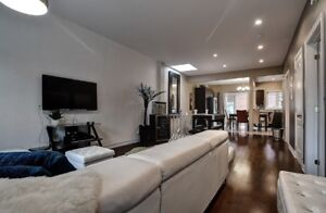 HOUSE FOR RENT IN MONTREAL *** 3 CLOSED BEDROOMS***