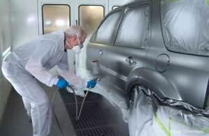 Automotive Spraypainter required