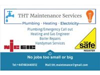 Plumber/Heating/Boiler repair/FREE ESTIMATE/Handyman services