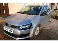 Volkswagen Polo 1.2l 5Dr Silver Bluetooth Audio + Upgraded Pioneer Speakers