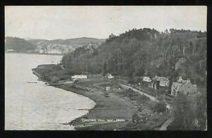 Scotland-Inverness-shire-OBAN-Carding-Mill-Bay-1927-PPC