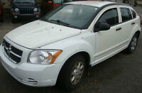 2010 Dodge Caliber SE,Safety , Etst, 4Winter ,4 All season Tires
