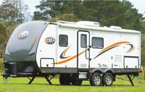 CELL VILLA Caravan for Private Sale. 2015 model