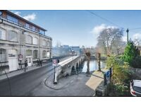 Spacious Two Bed Flat to Let in Heart of Bradford on Avon