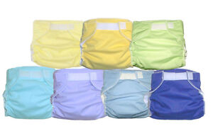 Use Cloth Diapers with no mess--Disposable LIners!