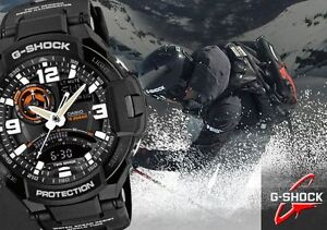 G Shock Gravity Master Twin Sensor Watch