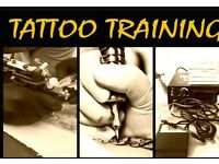 Tattoo Training/Apprenticeship
