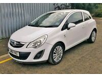 Vauxhall Corsa Excite ac 2011 petrol manual low mileage Quick SALE