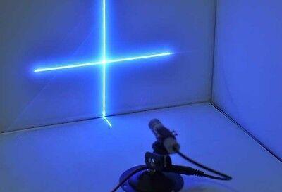 Nichia 405nm 200mw Laser Diode Cross Modulefocusable Blue Violet Laser 1 Pcs