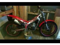 Beta trials bike