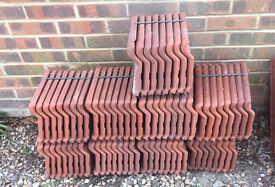 Brand New Redland Postel Clay Roof Tiles x 72