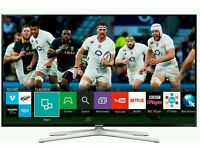 """Samsung 40"""" LED smart 3D wifi built USB MEDIA PLAYER HD FREEVIEW and freesat full hd"""
