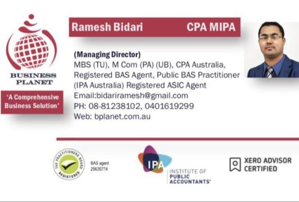 Business Planet:  BAS & ASIC Agent Service