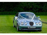Jaguar S-type 02 reg 3.0 ltr