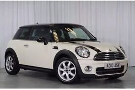 2010 Mini Cooper D Chili pack + every essential extra and 9 months warranty. Price drop!!!
