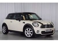 2010 Mini Cooper D Chili pack + every essential extra and 9 months warranty