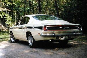 1969 Barracuda