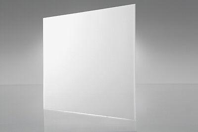 White Transparent Acrylic Plexiglass Sheet 116 X 12 X 12 2447